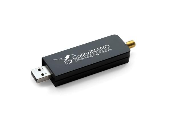 Colibri NANO SDR Empfänger USB von 9 kHz bis 55 MHz