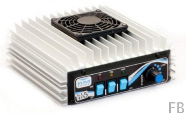 RM Italy KL-405V 200 Watt Sendeleistungsverstärker 3-30 MHz mit Ventilator