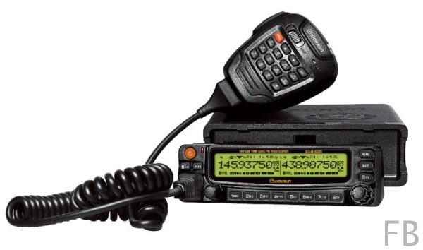 Wouxun KG-UV950P-E 10m (11m) /6m/2m/70cm Quadband Funkgerät