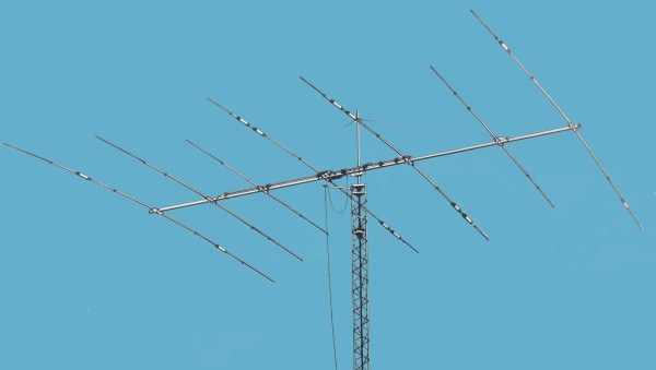 Hy-Gain TH-7DX 7-Element Richtantenne für 10m, 15m und 20m