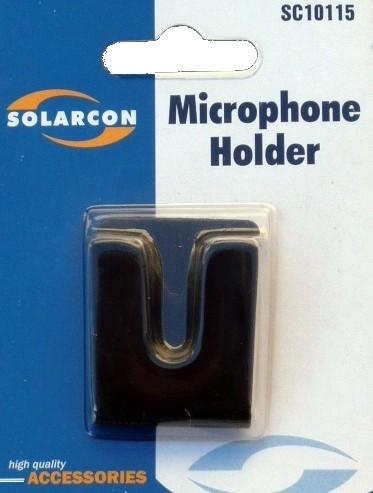 Mikrofon Halterung selbstklebend für CB-Handmikrofone
