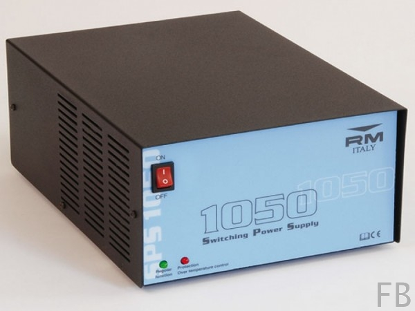 RM Italy SPS-1050 Schaltnetzteil mit bis zu 55 Ampere