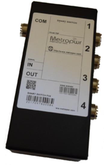 Metropwr FX-7 Antennenumschalter 4-fach