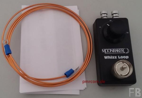 Moonraker Whizz Loop QRP