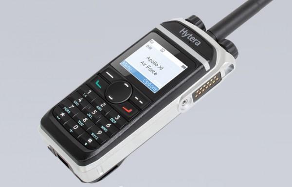 Hytera PD685 - DMR / analog Handfunkgerät 70cm Band - ohne GPS