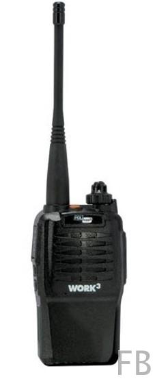Polmar Work 3 PMR446 analog PMR446 Handfunkgerät