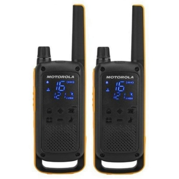 Motorola TLKR T82 Extreme PMR-Handfunkgerät 2er Set