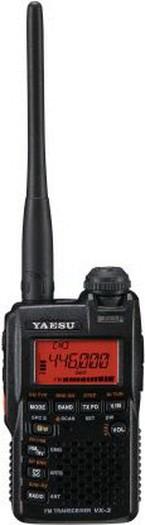 Yaesu VX-3E 2m/70cm Dualband Handfunkgerät