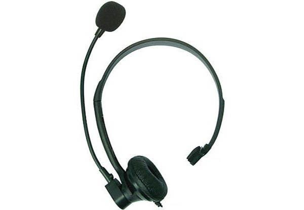 KEP-660-VS leichte Kopfhörer-Mikrofon-Kombination