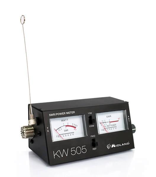Midland KW 505-Watt-SWR Meter