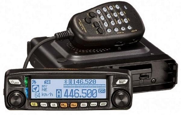 Yaesu FTM-100DE C4FM/FM 144/430MHz 50W DUAL BAND TRANSCEIVER