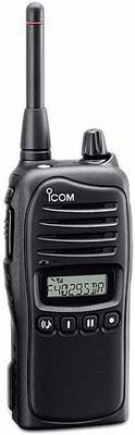 Icom IC-F4029SDR analog/digital PMR446 Handfunkgerät