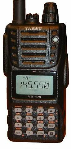 Yaesu VX-170 VHF Handfunkgerät