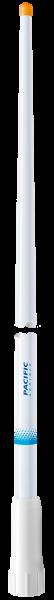 Pacific Aerials P6105 UKW-Seefunk Antennenstrahler 180cm Länge - auch für AIS
