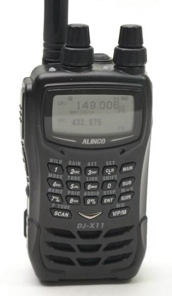Alinco DJ-X11 Funkscanner 50 kHz bis 1300 MHz