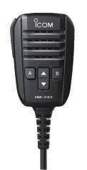 Icom HM-243