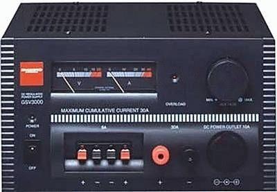 Diamond GSV-3000 Trafonetzteil 1-15 Volt mit 30 Ampere max.