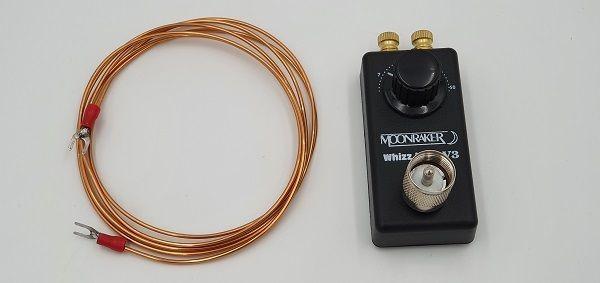 Moonraker WHIZZ LOOP-V3 ATU 7-50 MHz