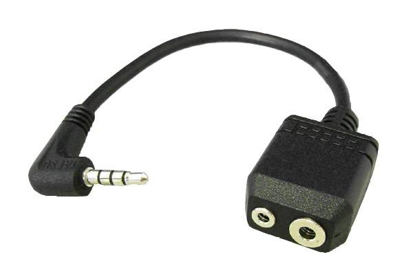 Yaesu CT-44 Mikrofonadapter