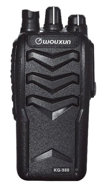 Wouxun KG-988 UHF 400-480 MHz bis zu 8 Watt Wireless Programming on Cell Phone APP