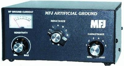 MFJ-931 Künstliche Erde