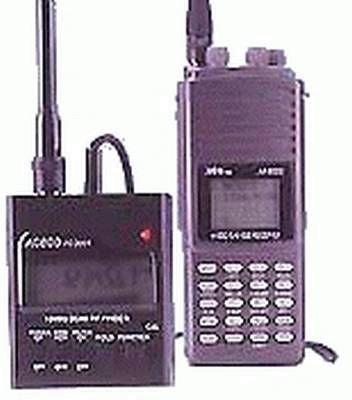 Aceco FC-3001 tragbarer Frequenzzähler von 10 MHz bis 3 GHz