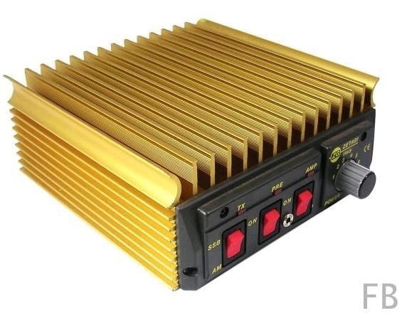 Zetagi B-300P HF-Sendeleistungsverstärker 20-30 MHz 70-200 Watt