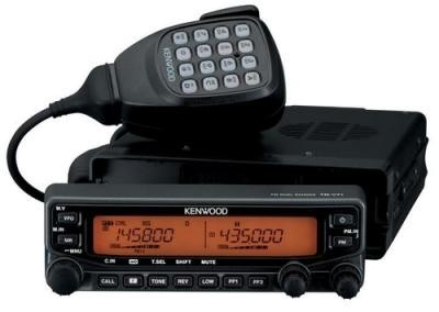 Kenwood TM-V71E 2m/70cm Dualband Amateurfunkgerät