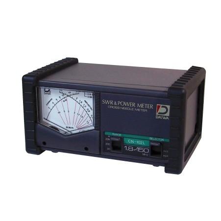 Daiwa CN-102L SWR / Wattmeter 1,8 -200 MHz