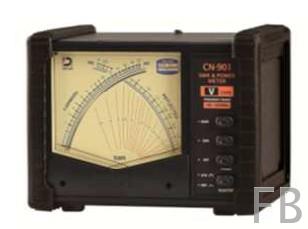 Daiwa CN-901VN SWR/Wattmeter mit Kreuzzeigerinstrument für 140-525 MHz