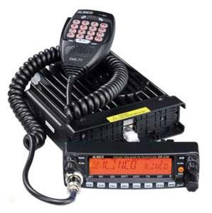 Alinco DR-638H VHF/UHF Mobilfunkgerät