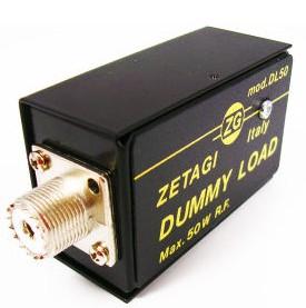 Zetagi DL-50 Dummyload bis 50 Watt und 500 MHz
