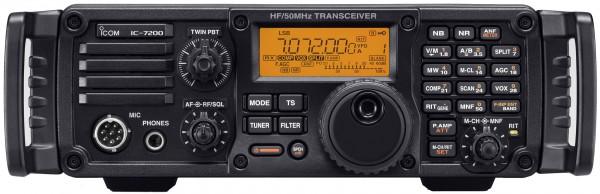 Icom IC-7200 HF/50 MHz Transceiver