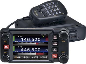 Yaesu FTM-400XDE C4FM FDMA Duoband Mobilgerät