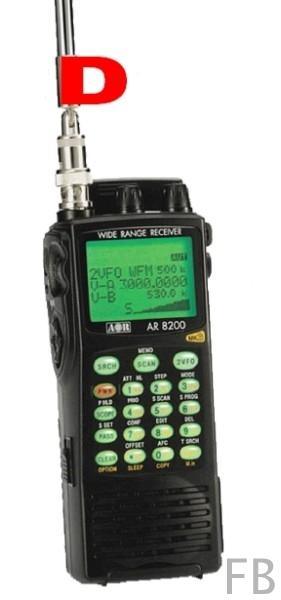 AOR AR-8200D