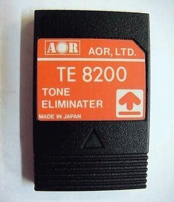 AOR TE-8200 Tone Eliminator Modul