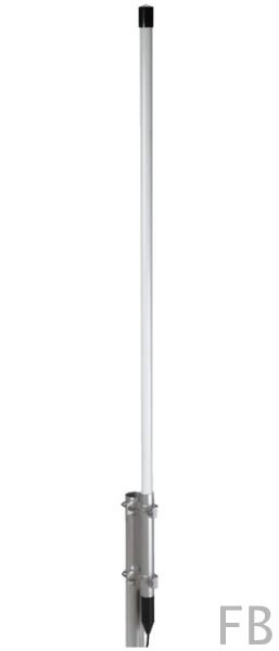 Sirio SPO 145-2 2m Band Stationsantenne für 145-175 MHz ohne Abgleich