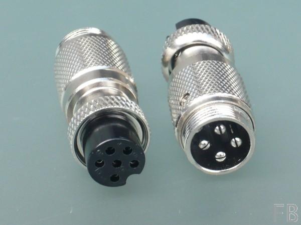 Workman C4PDF6 4pol/6pol Mikrofonadapter (1 Adapter)