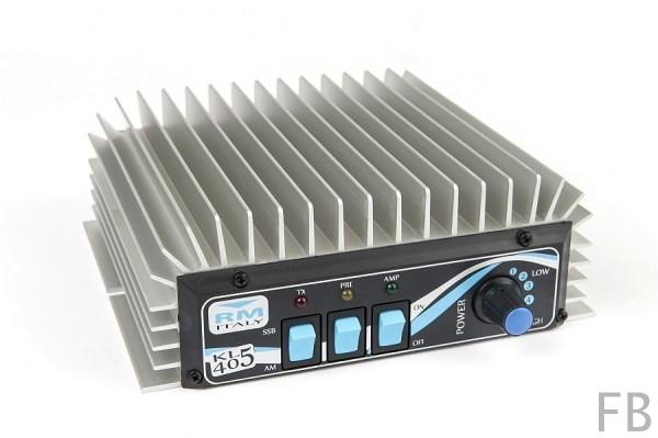 RM Italy KL-405/455 200 Watt Sendeleistungsverstärker 3-30 MHz