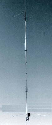 Hy-Gain AV-620 20/17/15/12/10/6 Meter 1,5 KW PEP ca, 7,6 m