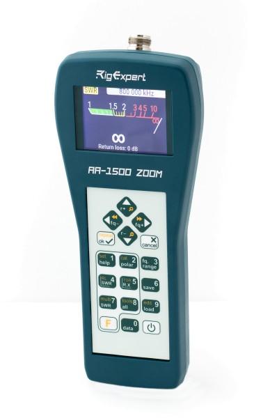 RigExpert AA-1500 ZOOM SWR-Analyzer