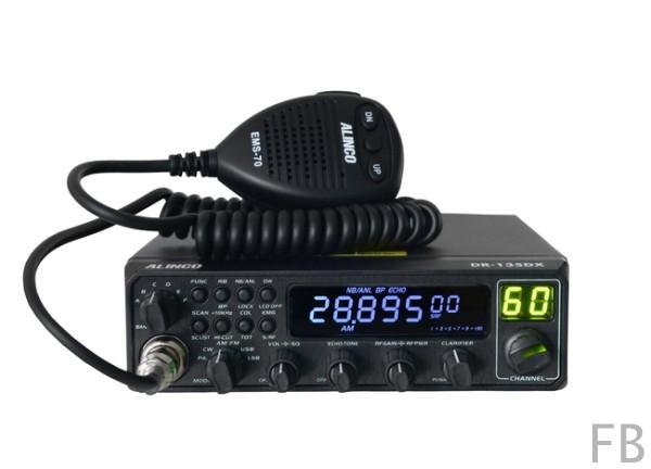 Alinco DR-135DX 10m Band AM/FM/SSB Amateurfunkgerät