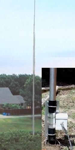 Hy-Gain AV-6160 160m - 6m Multi-Band Vertikal-Antenne