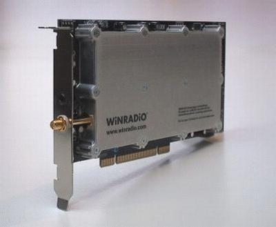 Winradio WR-G303i Empfänger PCI-Einsteckarte