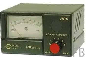 Zetagi HP-6 Wattmeter und Sendeleistungsreduzierer