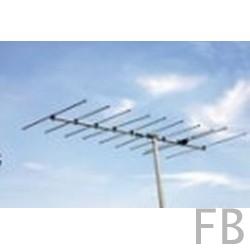Diamond A-144S10R VHF 10 Element 2m Band Richtantenne