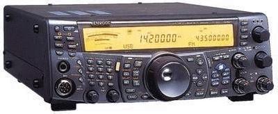Kenwood TS-2000X mit UT-20
