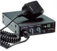 Alan 100 E robustes FM CB-Funkgerät mit einfacher Bedienung