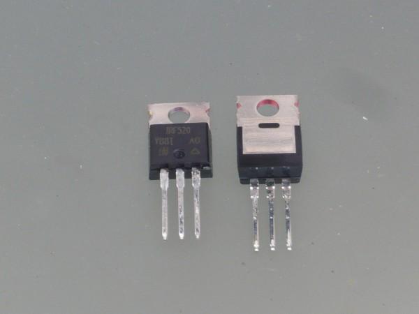 Transistor IRF520