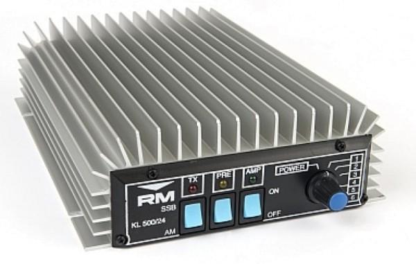 RM Italy KL-500-24Volt 300 Watt 20-30 MHz Sendeleistungsverstärker